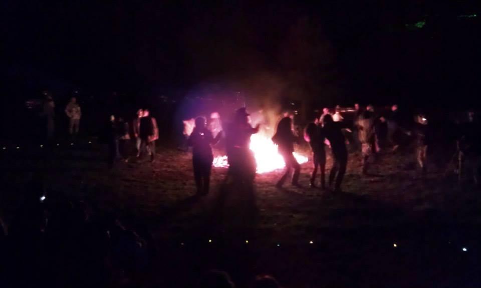TTATC3 Effigy Burn